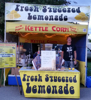 Kootenay Kettle Corn & Lemonade
