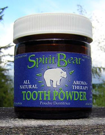 Spirit Bear Body Care and Aromatherapy